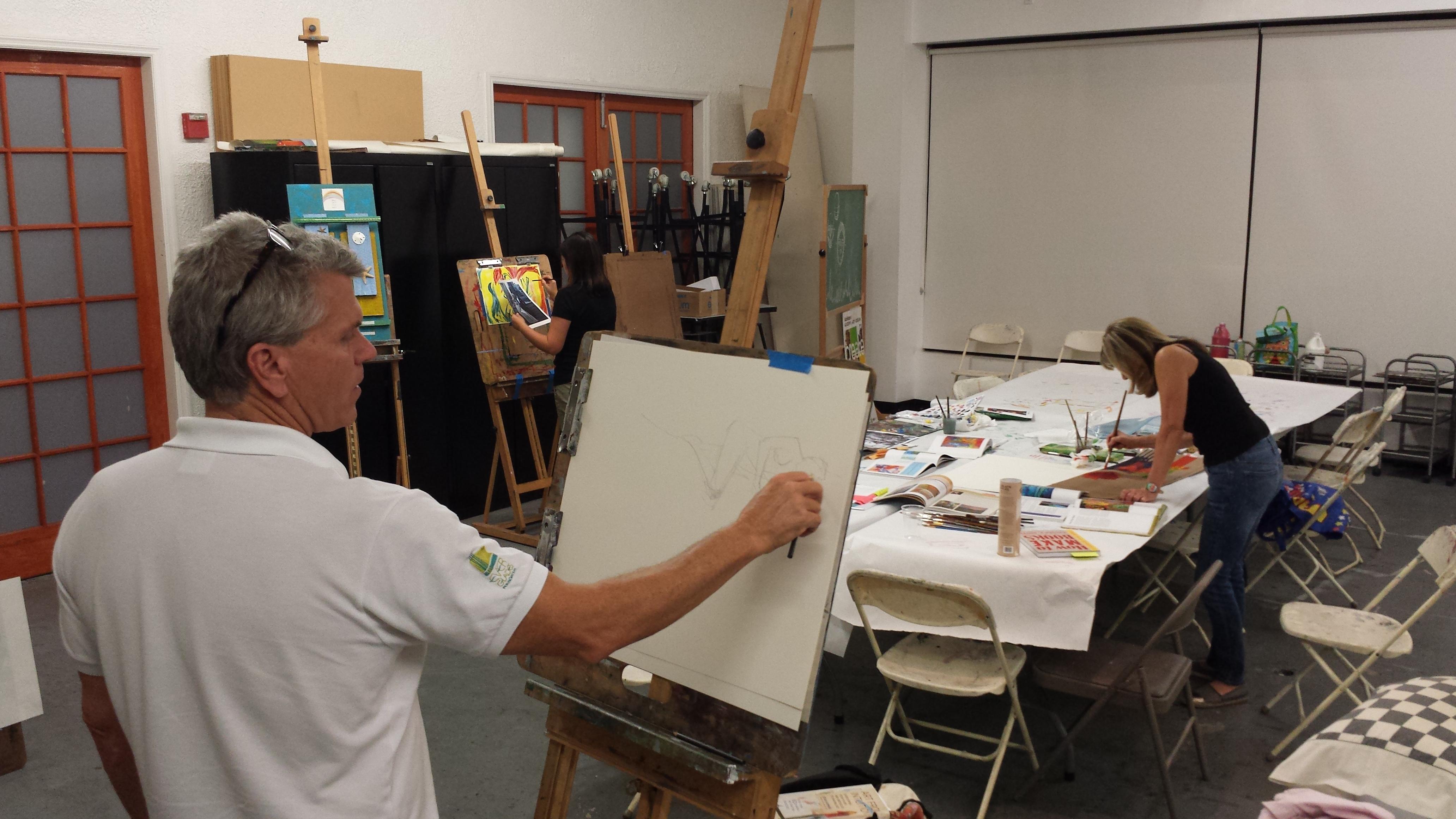 Adult Art Classes in Fort Lauderdale - NSU Art Museum