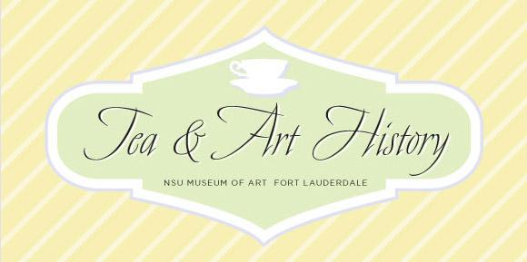 Tea and Art History at Art Museum Fort Lauderdale
