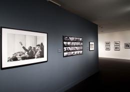 The Movement: Bob Adelman and Civil Rights Era Photography installation view.