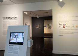 Zachary Fabri installation view.