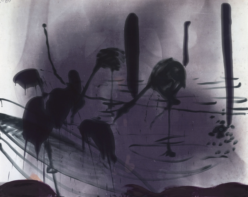 Julian Schnabel; Christ's Last Day (X-ray), 2008