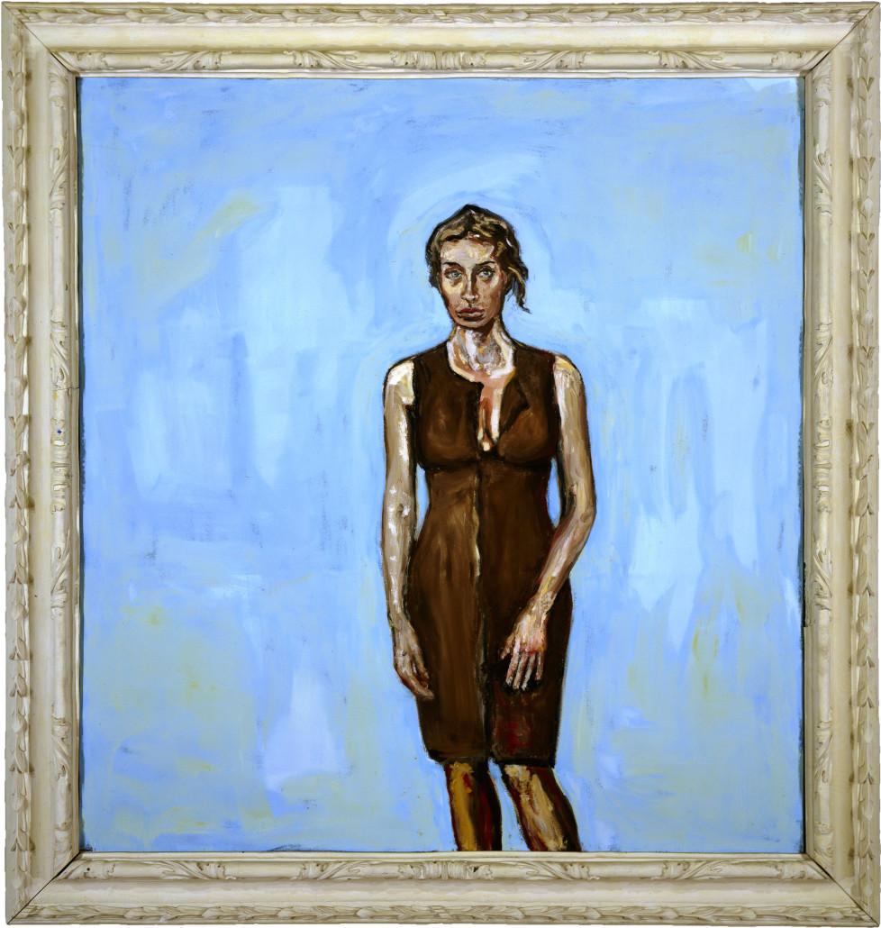 Julian Schnabel: Portrait of Olatz – NSU Art Museum Fort ...