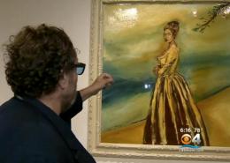 CBS coverage of NSU Art Museum