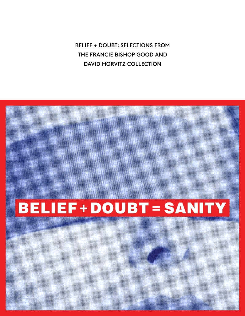 belief and doubt cover