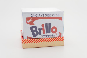 Warhol Brillo Box