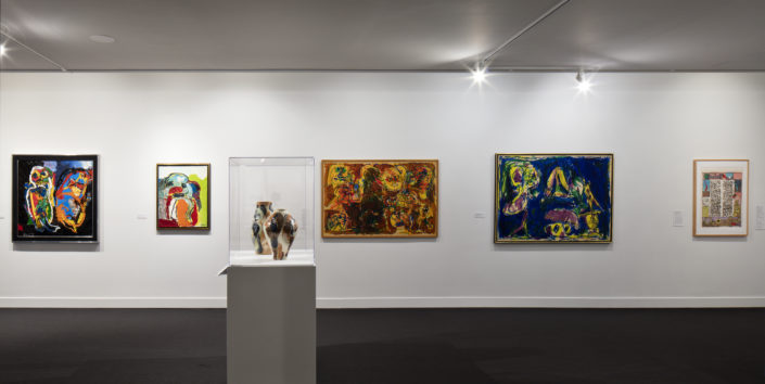 Human Animals: The Art of Cobra at NSU Art Museum Fort Lauderdale