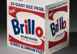 Warhol Brillo Box