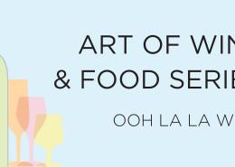 Web Art Wine Food August