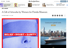A-Gift-of-Artworks-by-Women-for-Florida-Museum-The-New-York-Times