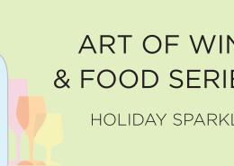 Web Art Wine Food December
