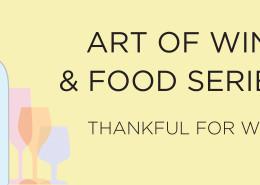 Web Art Wine Food November