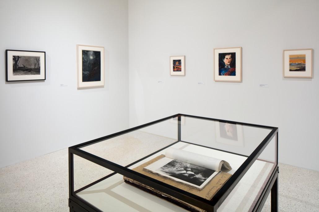anselm kiefer exhibition
