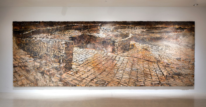anselm kiefer exhibition