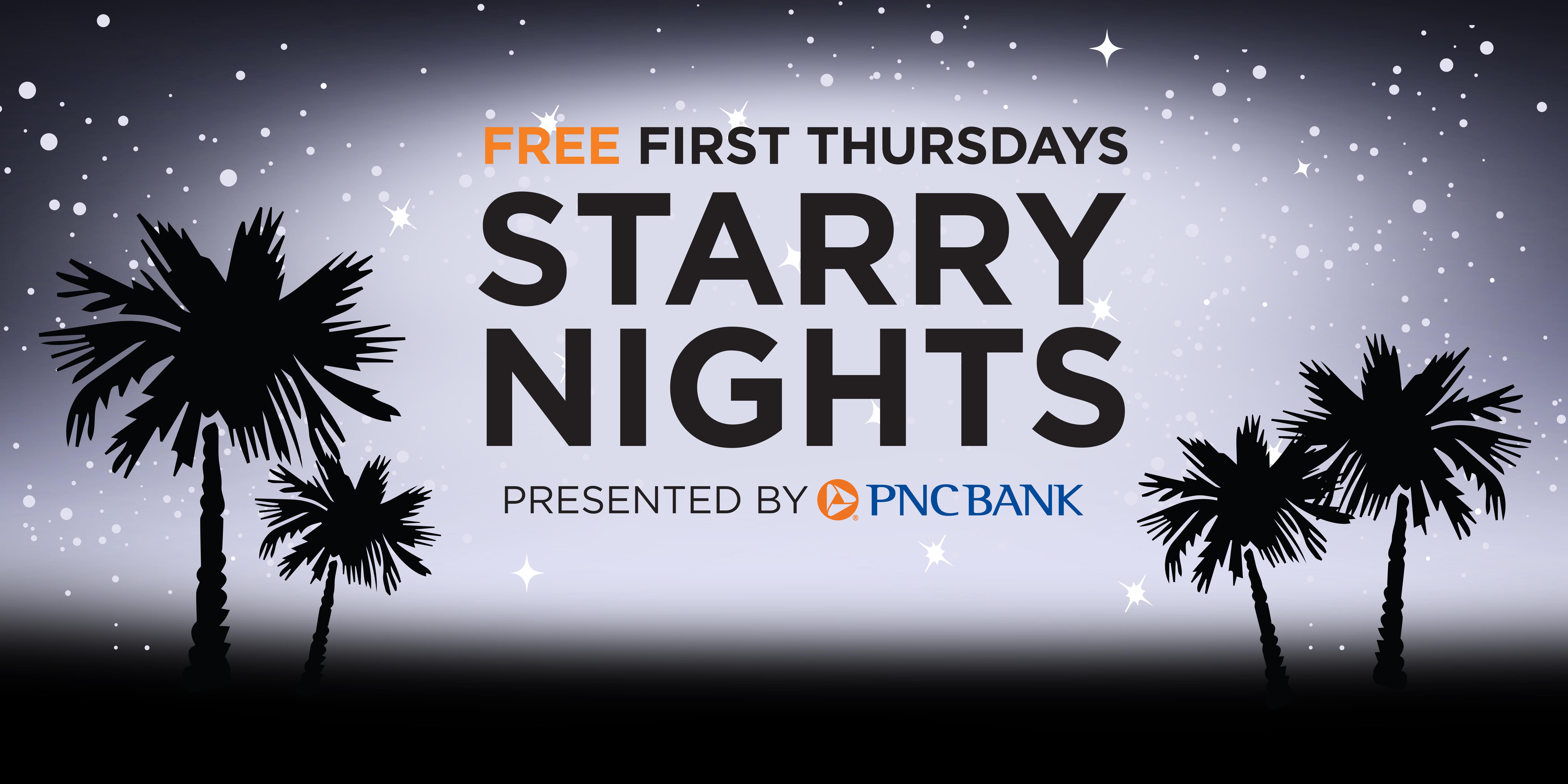 Starry Night graphic