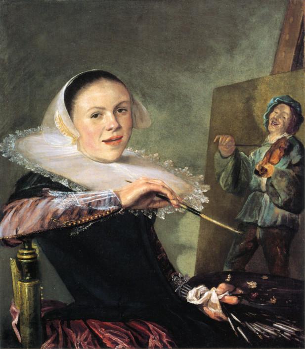 self portrait judith