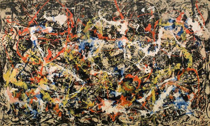 convergence art work