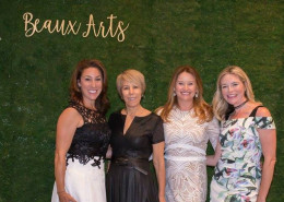 beaux arts ladies