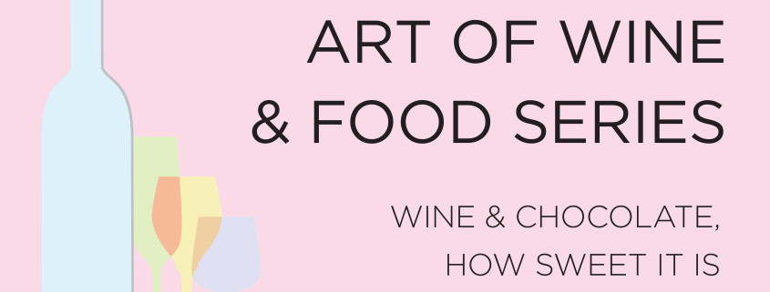 art wine food