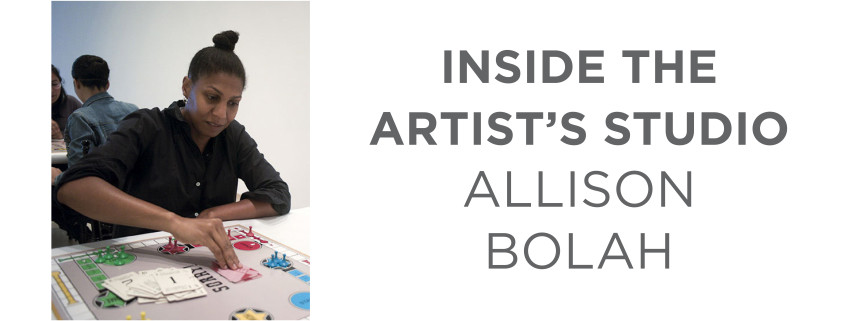 allison studio visit