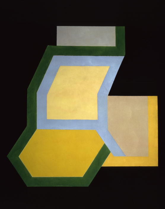 Frank Stella, Sunapee II, 1966