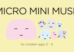 Micro Mini Muse Graphic