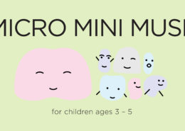 Micro Mini Muse for children ages 3-5