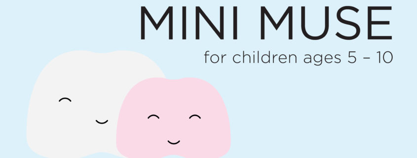 Mini Muse for children ages 5-10