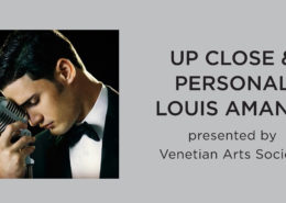 Up Close & Personal: Louis Amanti