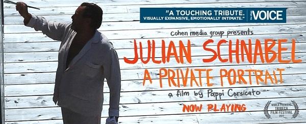 Julian Schnabel Fort Lauderdale Film Festival