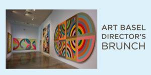 Art Basel Directors Brunch
