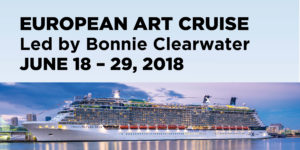 European Art Cruise Led by Bonnie Clearwater June 18-29, 2018