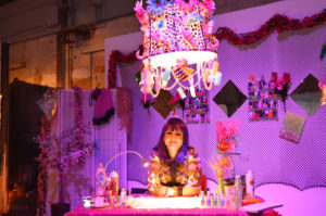 Rosemarie Romero is a Miami-based mixed-media and performance artist