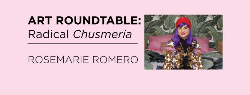 Art Roundtbale Rosemarie Romero