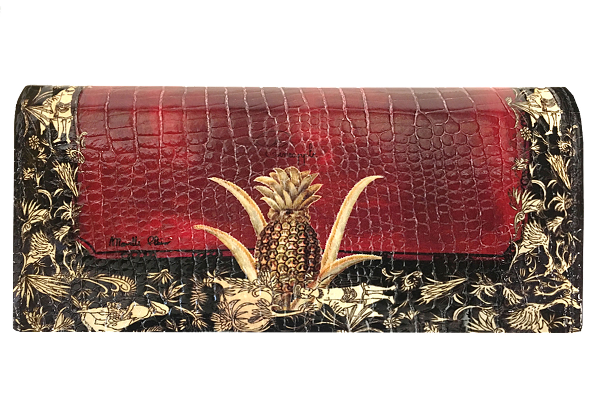 Marielle Plaisir Clutch from the Les Barbares's Collection