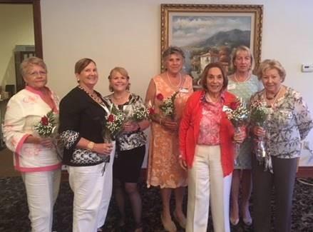 Friends group of ladies