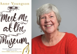 Meet Me at the Museumby Anne Youngson
