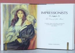 Growing Up with the Impressionist: The Diary of Julie Manet