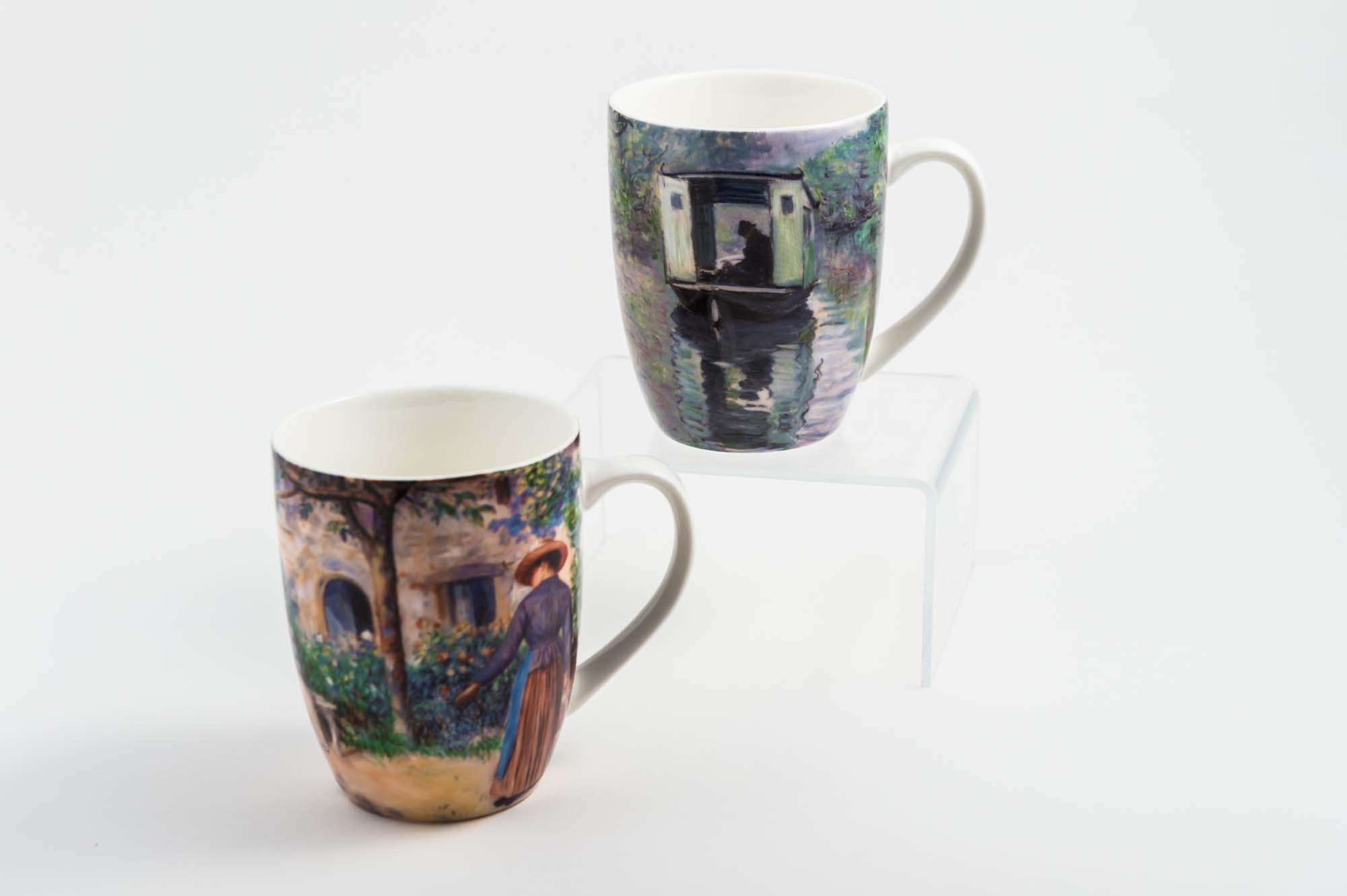 Renoir Ceramic Mugs