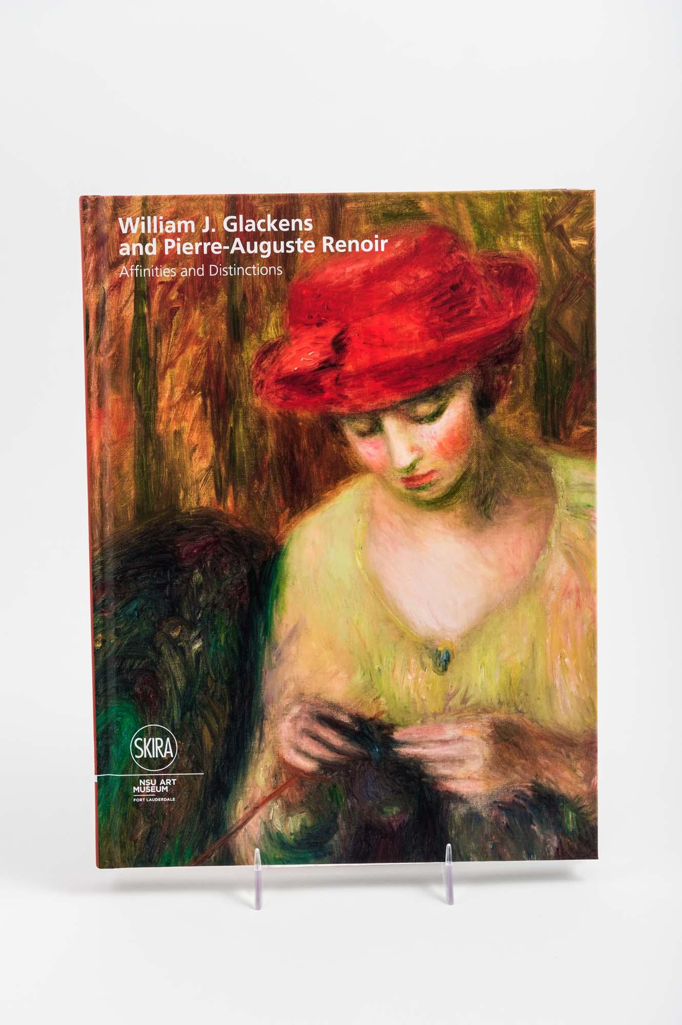 William J. Glackens and Pierre Auguste Renoir Books