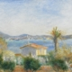 Glackens landscape - Minneapolis - Renoir Tamaris France