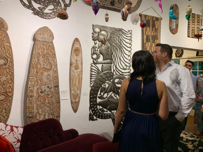Cobra Circle, NSU Art Museum Fort Lauderdale