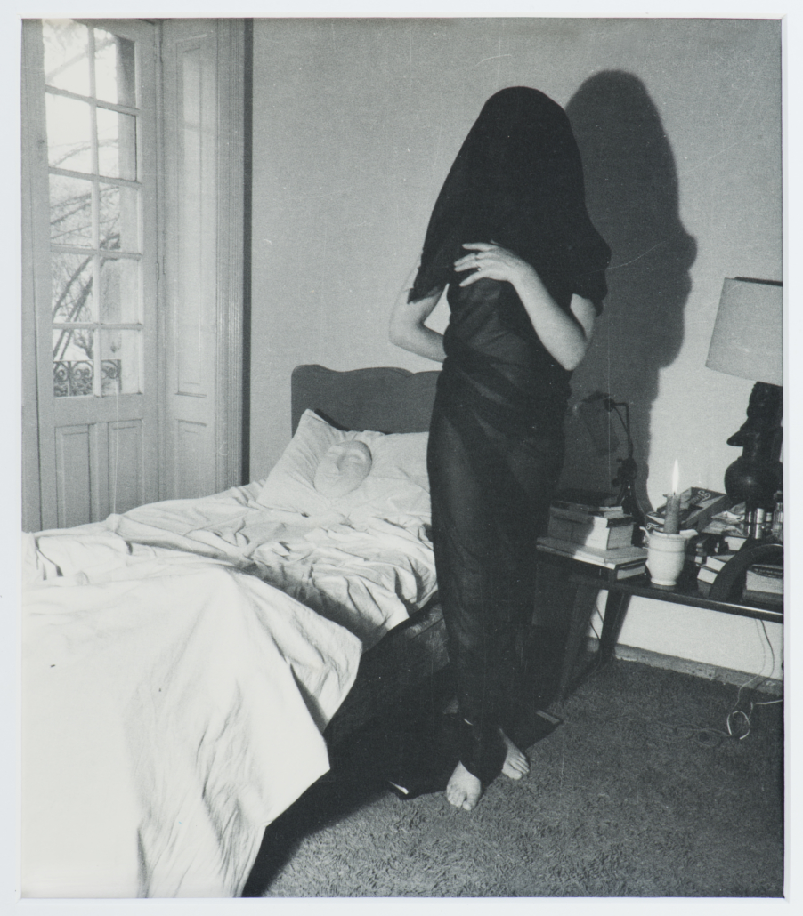 Kati Horna From the series Ode to Necrophilia, 1962. NSU Art Museum Fort Lauderdale; promised gift of Stanley and Pearl Goodman