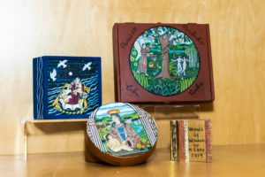 Margarita Cano Art Books & Boxes