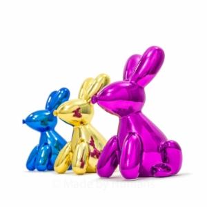 Balloon Money Banks Bunny 3 colors 1024x1024