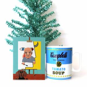 Gift Card and Mug