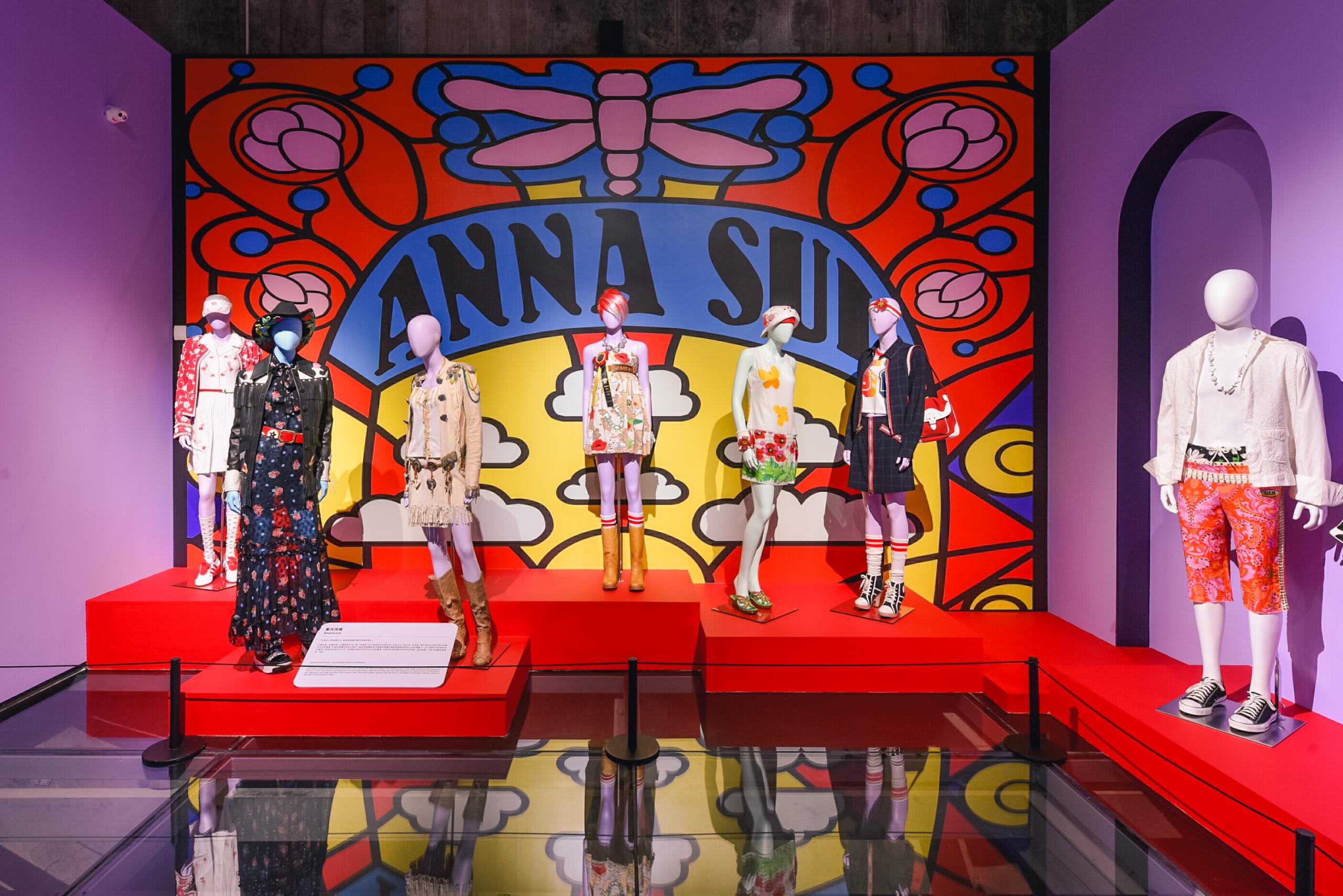 Anna Sui Installation Image