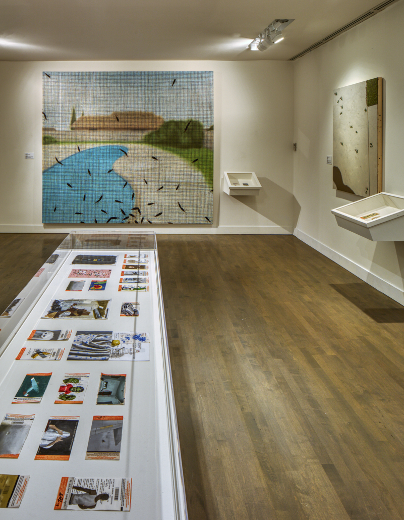 Installation image of Thomas Bils: Still Cheaper Than Paying