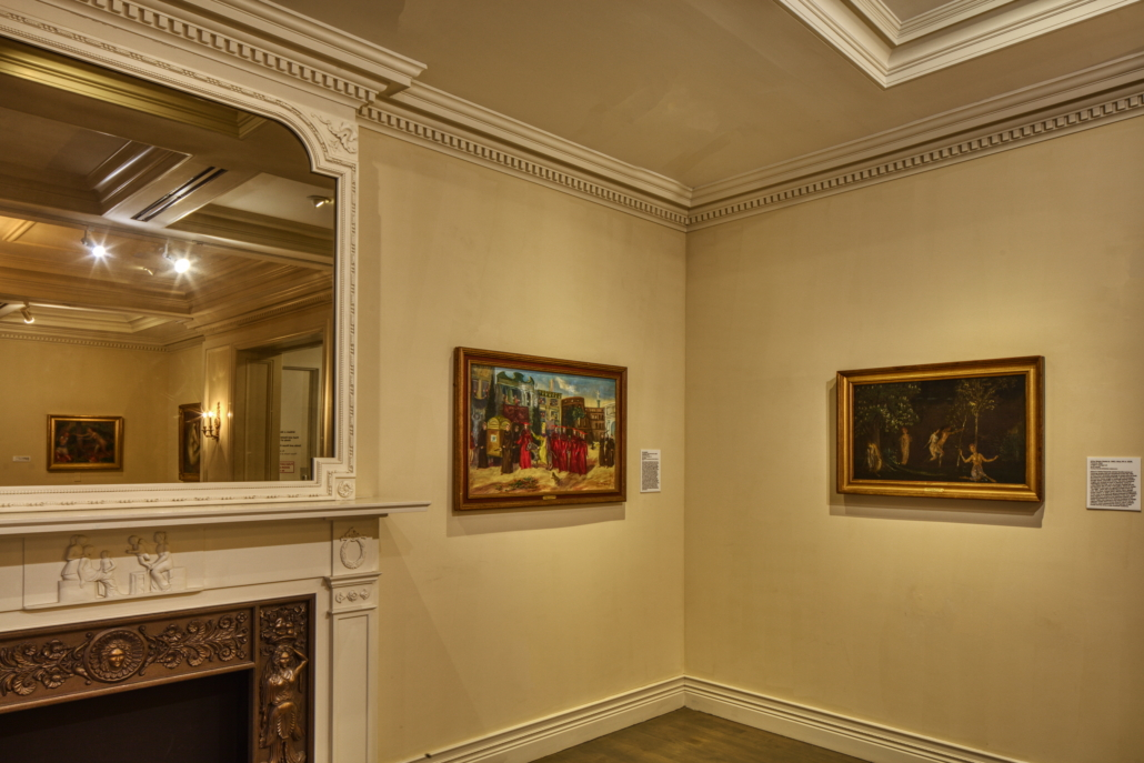 Installation image of The New Woman: Recent Acquisitions